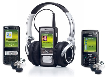 nokia n70 n73 n91 music edition handsets