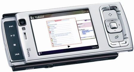 nokia n95 hsdpa handset