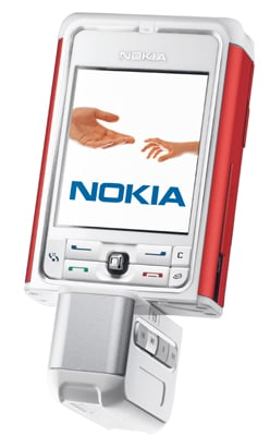 nokia 3250 xpressmusic phone