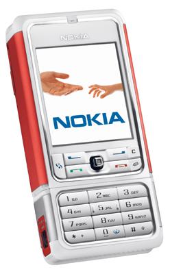 nokia 3250 xpressmusic phone
