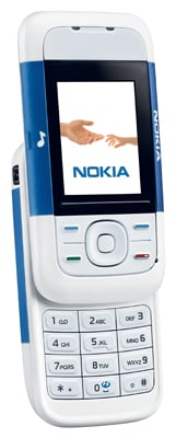 nokia 5200 xpressmusic phone