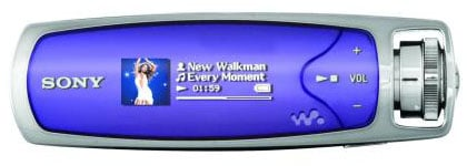 sony nws700 series flash walkman