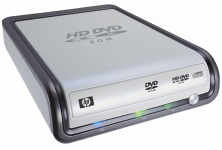 hp hd100 external hd dvd drive