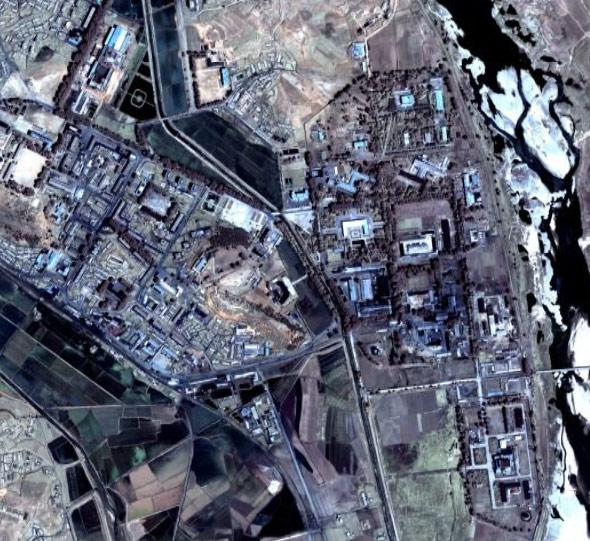 Yongbyon nuclear facility