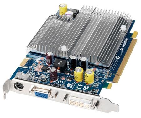iodata hdcp-compliant nvidia geforce 7600 gs graphics card