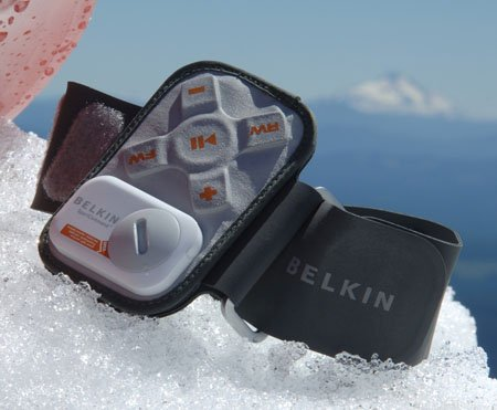 belkin sportcommand wireless ipod remote