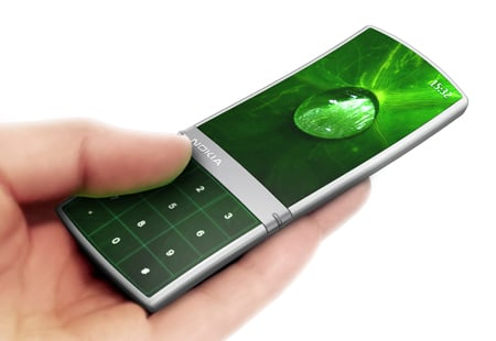nokia aeon concept phone