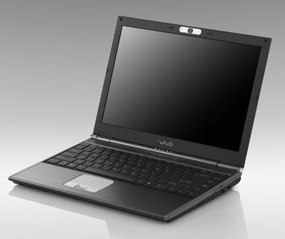 sony vaio sz3 ultra-portable series