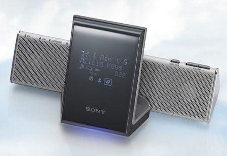 sony CPF-IX001 Wi-Fi hi-fi system
