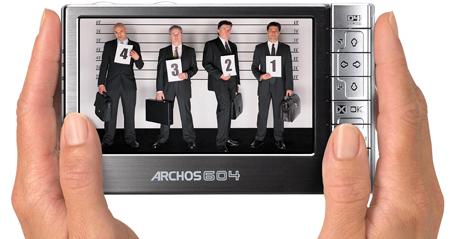 archos 604 wi-fi pmp