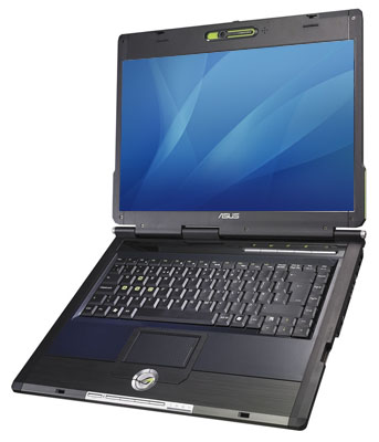 asus g1p gaming laptop - image cour