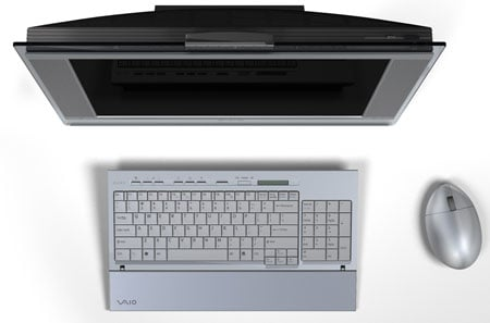 sony vaio la1 all-in-one pc
