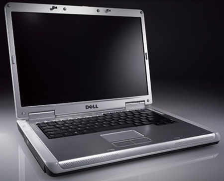 dell inspiron 1501 amd-based laptop