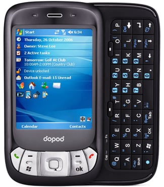 dopod c800 smart phone