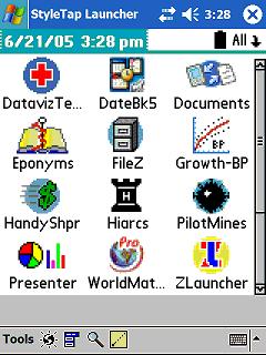 styletap palm os emulator for windows m