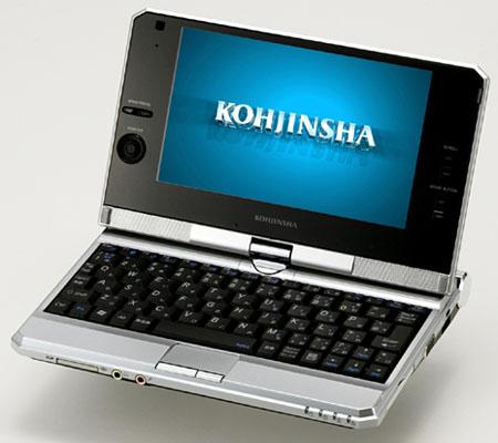 kohnjinsha sa1f00a micro notebook