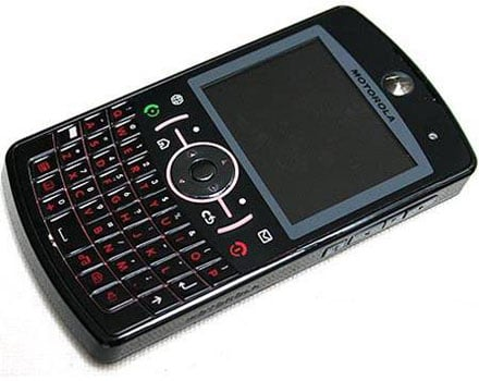 motorola q pro prototype - image courtesy idnes.cz