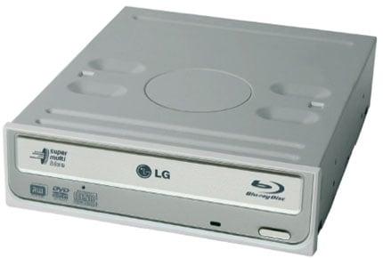 lg's gbw-h10n 4x blu-ray disc burner