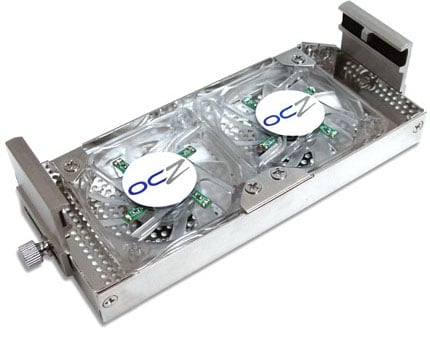 ocz's xtc cooler memory fan