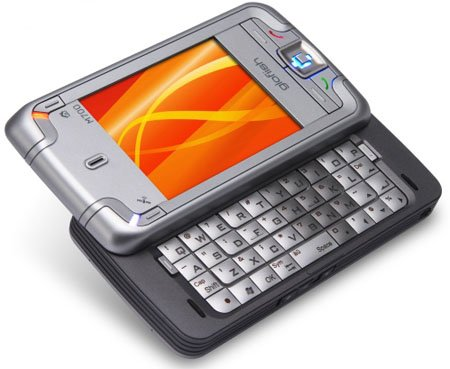 e-ten glofiish m700 pda phone