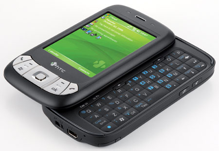 htc p4350 smart phone