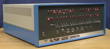 altair 8800 reproduction kit made up