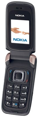 nokia 6086 VoIP-ready UMA camera phone