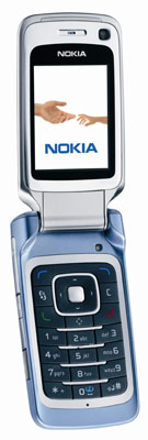 nokia 6290 mid-range 3g smart phone