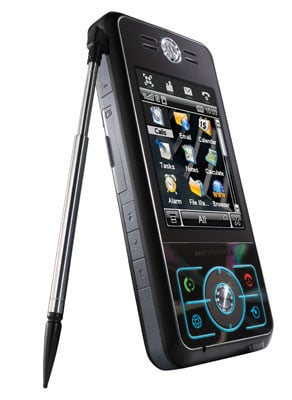 motorola rokr e6 music pda phone