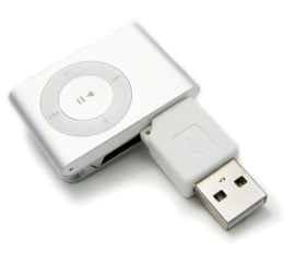 incipio usb 2g shuffle adaptor