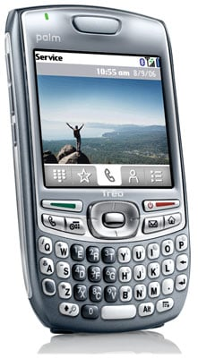 palm treo 680 smart phone with phone app