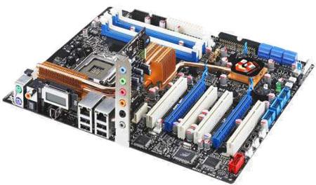 asus commando r.o.g motherboard