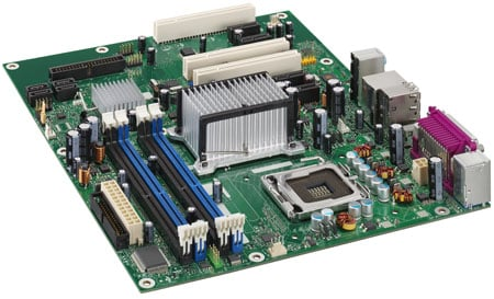 intel DP965LT motherboard