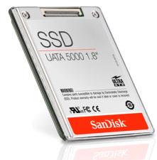 sandisk ultra ata 5000 solid-state disk