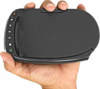 seamless internet's s-xgen wireless handheld