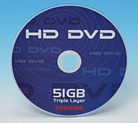 toshiba 51gb hd dvd-rom disc