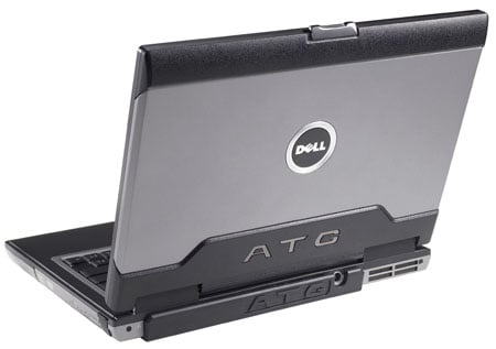 dell latitude tg d620 semi-rugged notebook