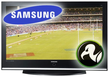reg hardware samsung hdtv compo