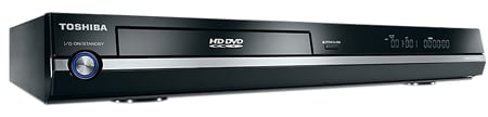 Toshiba HD-E1 HD DVD player
