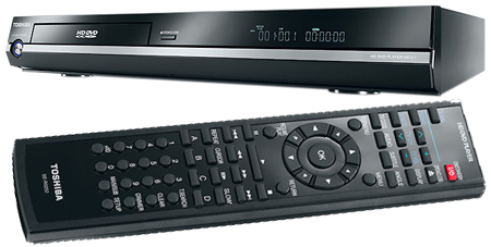 Toshiba HD-E1 HD DVD player