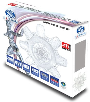 sapphire x1950 gt graphics card