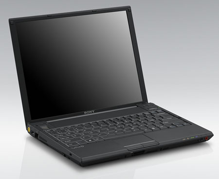 sony vaio g11 business notebook