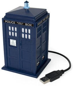 firebox tardis usb hub