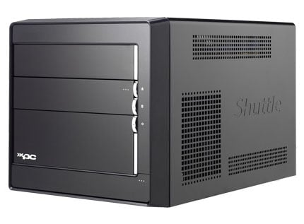 shuttle xpc g5 chassis