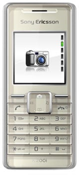 sony ericsson k200/k220 camera phone