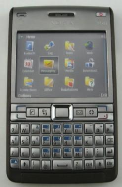 Nokia's E61i
