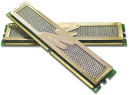 ocz gold edition pc2-6400