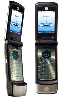 motorola krzr k3