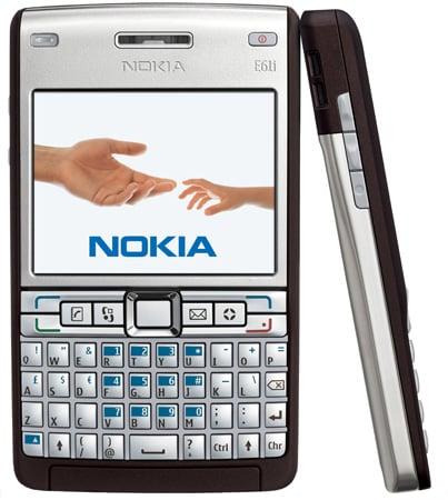 Nokia E61i handset