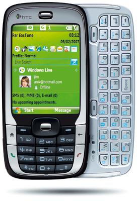 htc s710 candybar smart phone